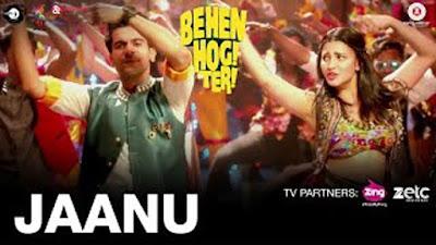 Jaanu Lyrics - Juggy D | Rajkummar Rao | Shruti Haasan | Behan Hogi Teri