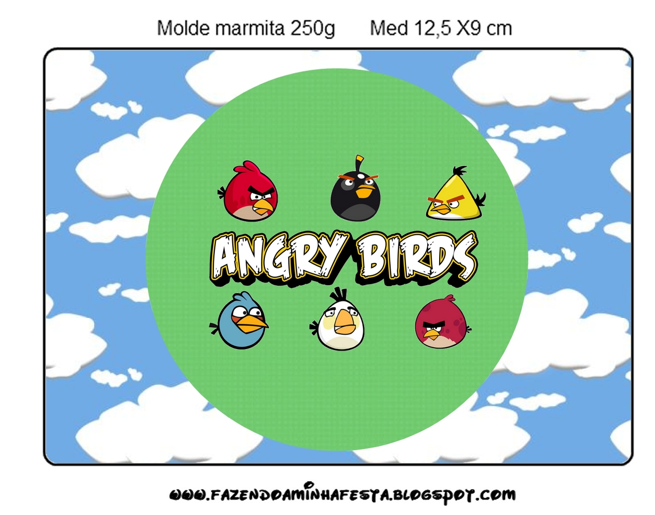 Angry Birds Free Printable Candy Bar Labels