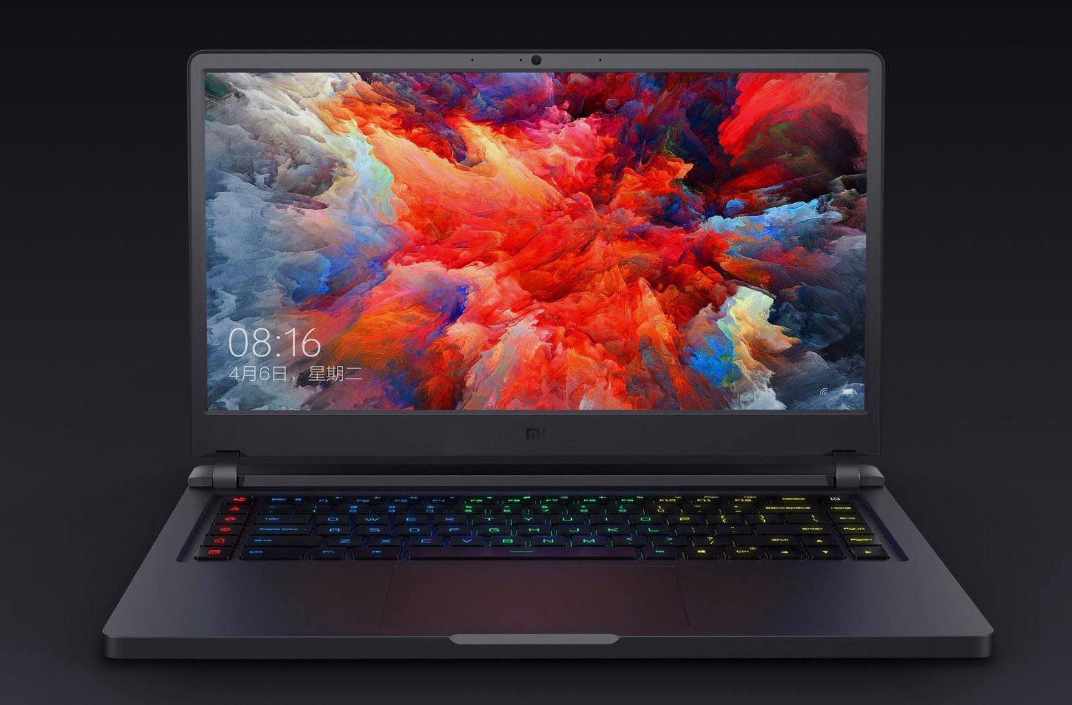 Mi Gaming Laptop, λοιπόν, έχει 15.6 ιντσες Full HD οθόνη με 9.9mm bezels και 4x16 εκατομ. χρωματικές ζώνες