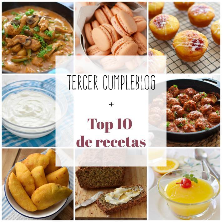Top 10 de recetas en español de Bizoochos y Sancochos