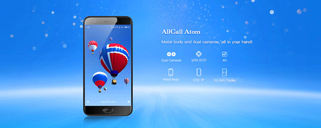 Review ALLCALL Atom 16GB