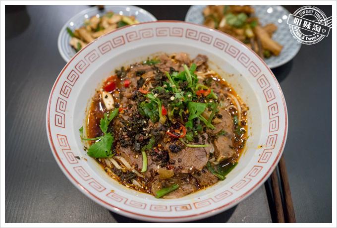 川字號重慶小麵-香、麻、辣匯聚於一碗內的好味道