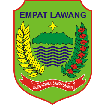 Logo Kabupaten Empat Lawang PNG