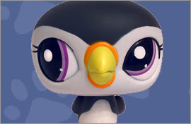 LPS Puffin Figures
