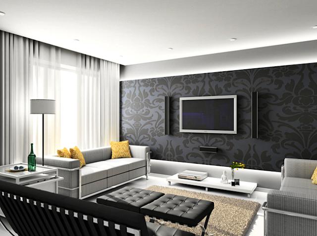 Tips Sederhana Memilih Konsep Desain Interior Rumah Idaman !