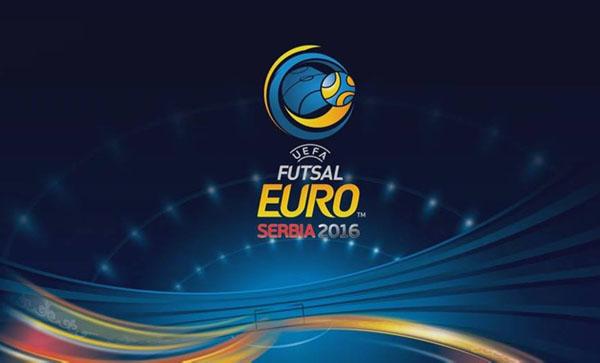 FÚTBOL SALA - Eurocopa 2016 (Belgrado, Serbia)