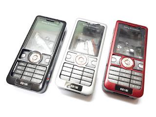 Casing Sony Ericsson K618i Fullset Murah