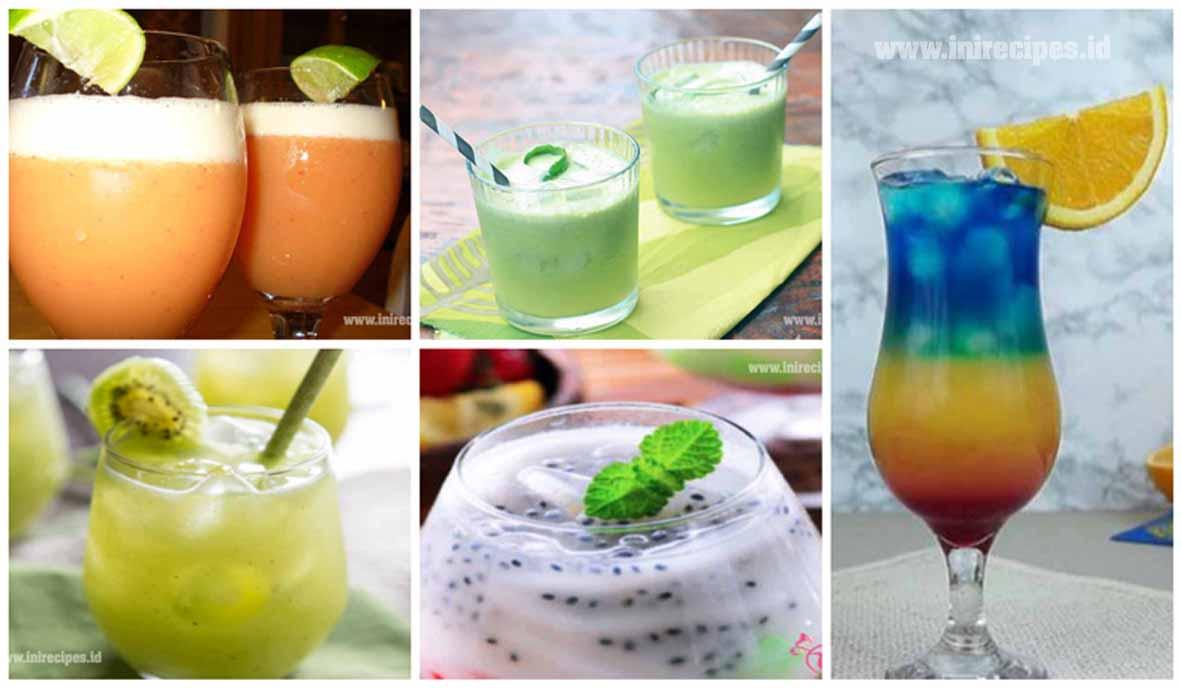 Kumpulan Resep Minuman