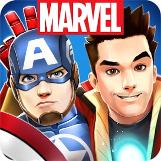 Download MARVEL Avengers Academy Apk Mod Money