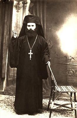 Αρχιμανδρίτης Porfyrios.Kaysokalyviths Αγίου Πορφυρίου
