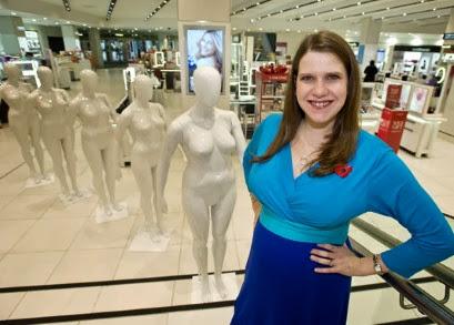 Fuller Figured Mannequins – Why Do I Feel Uneasy?