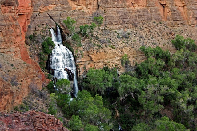 Take a Hike - 7 of the Grandest Adventures in the Southwest, Grand Canyon Deer Creek/Kanab Creek Loop