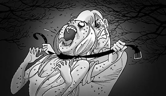 Silent Horror chap 148: Chia tay