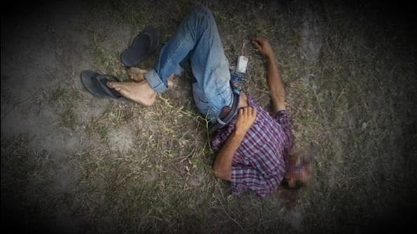 Agricultor é encontrado morto com órgão genital na boca