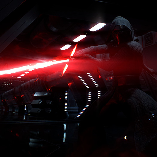 """KYLO REN"" Live Wallpaper Engine"