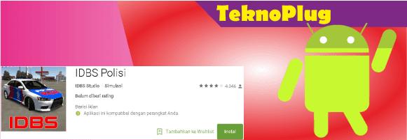 aplikasi android keren idbs polisi adalah aplikasi android terbaru gratis