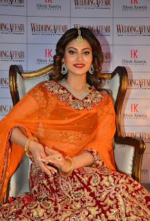 Bollywood Actress Urvashi Rautela Pictures at Wedding Affair Magazine 2016 Launch  0003.jpg
