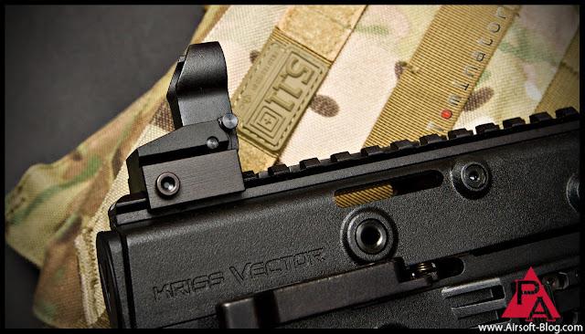 KWA KRISS Vector SMG, KRISS Vector, TDI Vector, Super V System, KRISS SPHINX DEFIANCE, KWA Airsoft guns, airsoft submachine gun, airsoft smg, pyramyd airsoft blog, tom harris media, tominator,