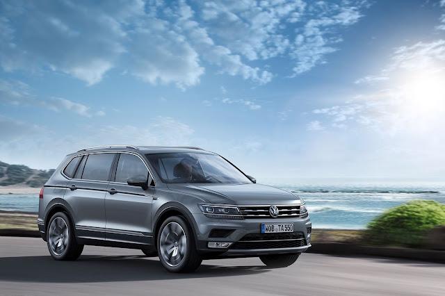 Volkswagen Tiguan Allspace özellikleri