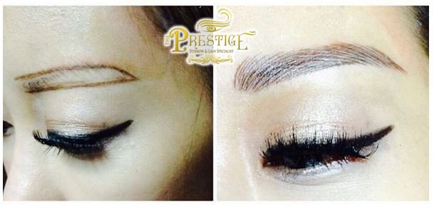 Trendy Korean Nano Tech Eyebrow Embroidery Singapore