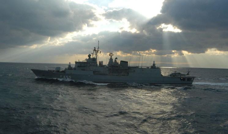 """Η Hurriyet αναφέρεται στη σύγκρουση τουρκικού πλοίου με την κανονιοφόρο """"Αρματωλός"""""""
