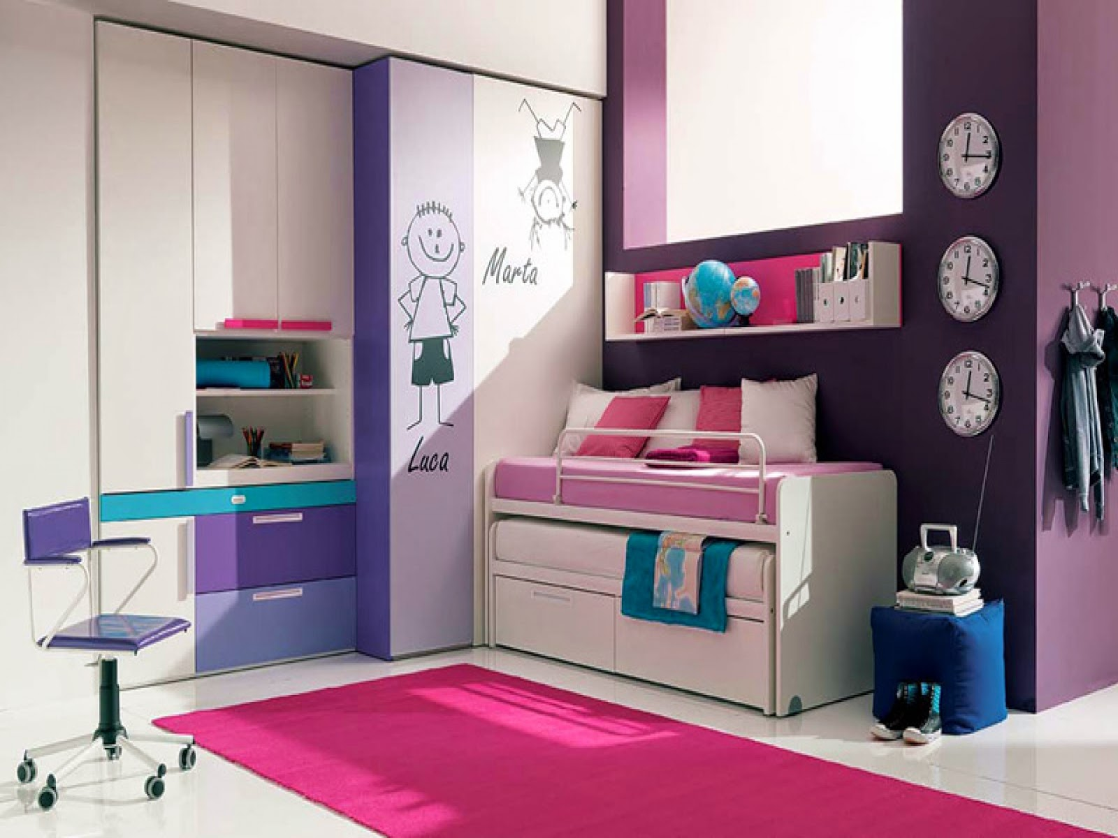 Astounding Teenage Bedroom For Girl Ideas Sophisticated Interior House
