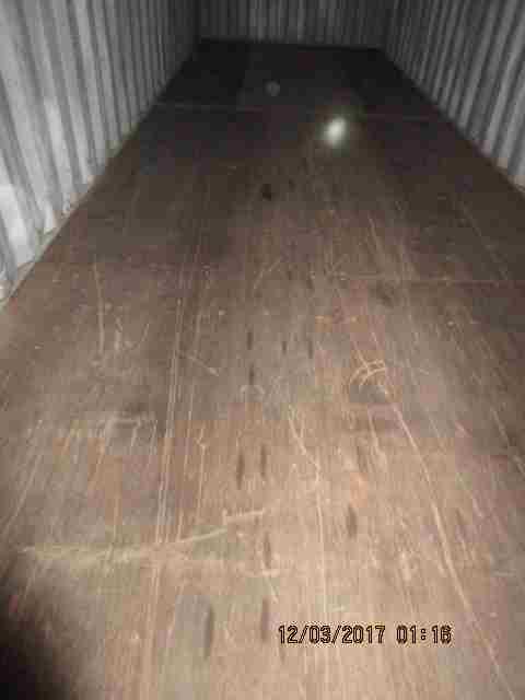 Container Kho 40 Feet HC (40 Cao) Về CCN Lợi Bình Nhơn, Tân An, Long An