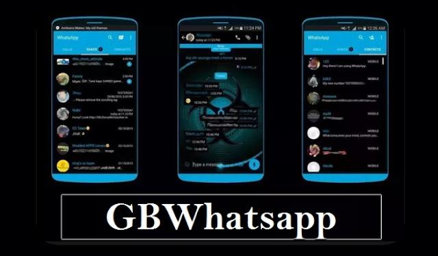 Whatsapp Mod Terbaru 2018 Suport Tema dan Dual Whatsapp