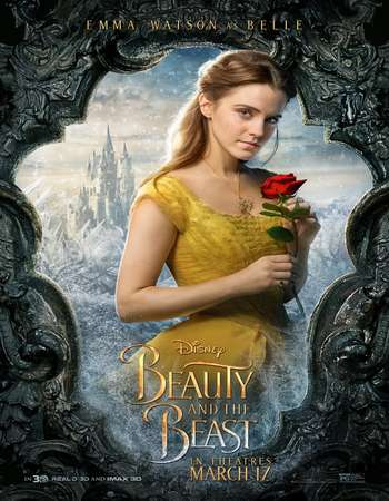 Beauty and the Beast 2017 Dual Audio Hindi 350MB HDTS 480p