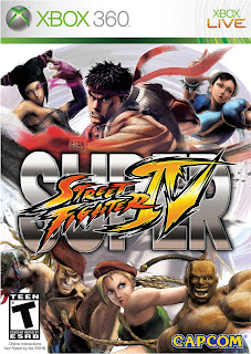 Super Street Fighter IV Arcade Edition (Xbox 360) 2011