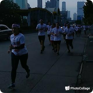 Kung Fu Run Lomba Lari Terunik 2017