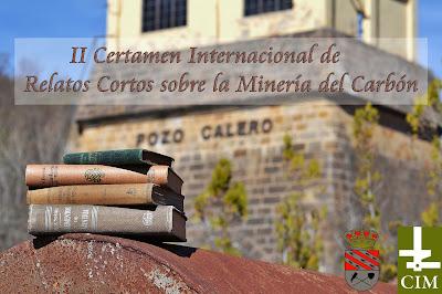 II Certamen Internacional de Relatos Cortos sobre la Minería del Carbón del CIM de Barruelo