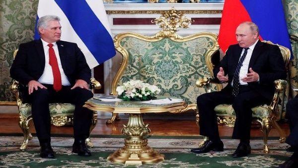 Cuba y Rusia rechazan medidas coercitivas de Estados Unidos
