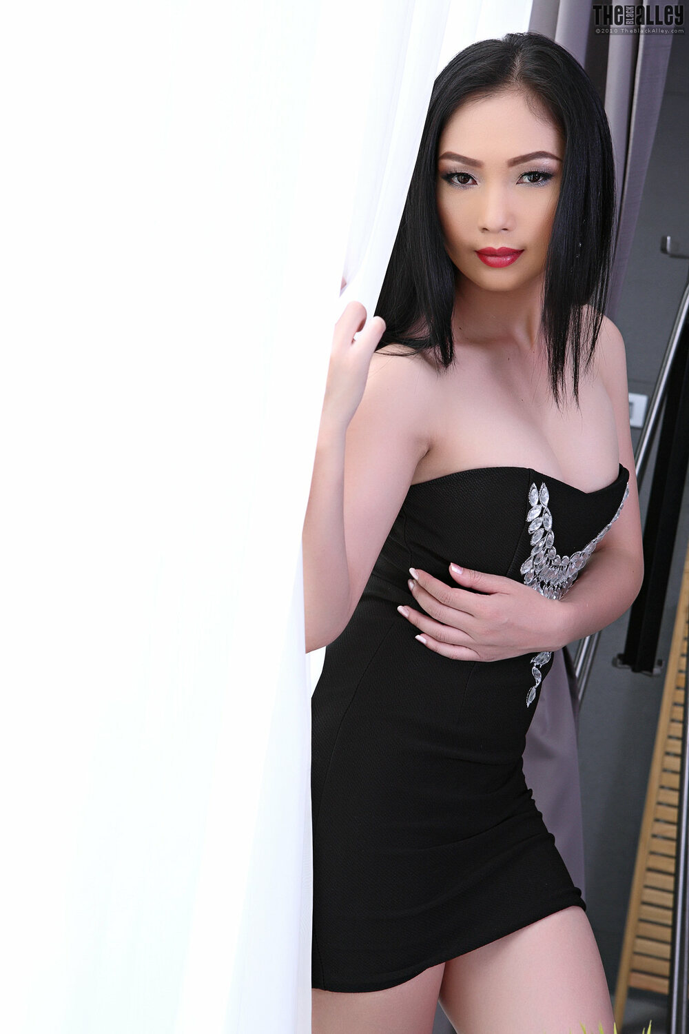 [The Black Alley] Lin Si Yee Photo Set.21