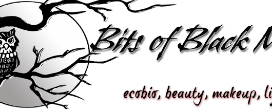 * Bits of Black Moon * Ecobio, beauty, makeup, lifestyle...e tutto ciò che mi piace