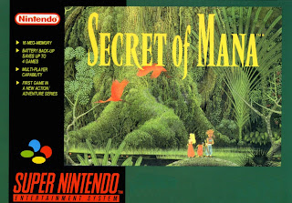 Secret of Mana (BR) [ SNES ]