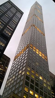 432 Park Avenue, New York new slim building