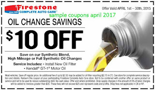 Firestone coupons april