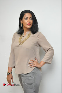Actress Mumaith Khan Pictures in Jeans at Radio City  0034