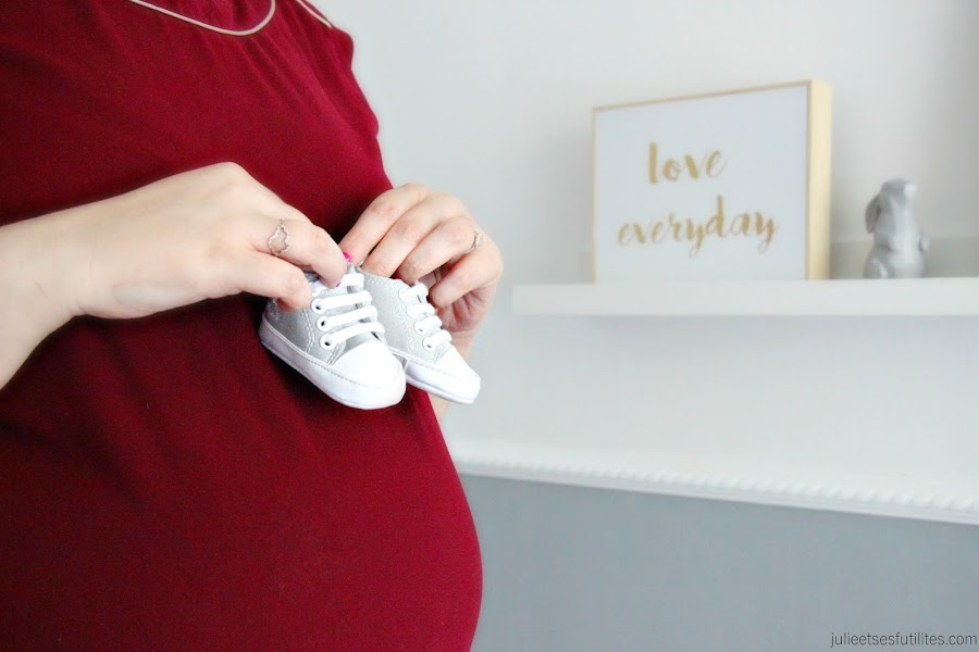 La grossesse et ces (petites) contradictions... julieetsesfutilites.com