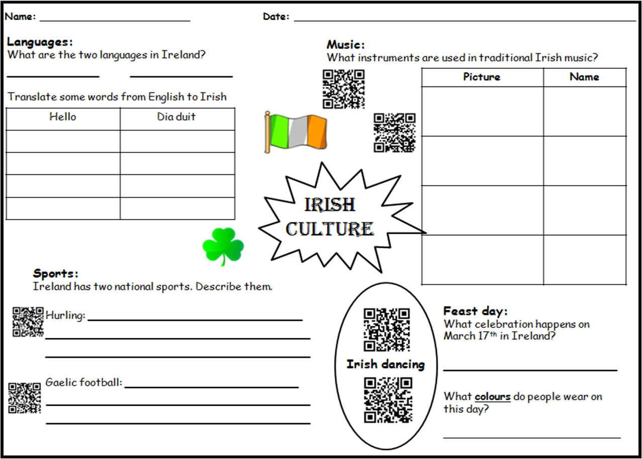 A Crucial Week 8 Ways To Use Qr Codes In Your Classroom