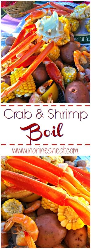 labor day seafood boil