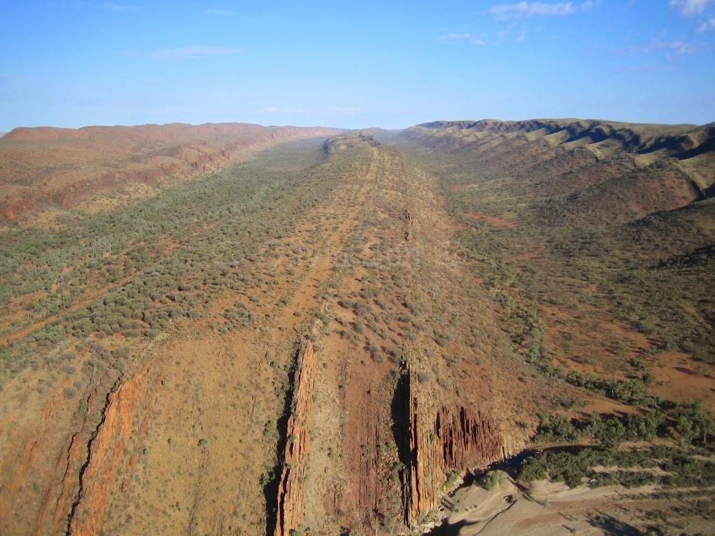 Glen Helen Gorge, Australie
