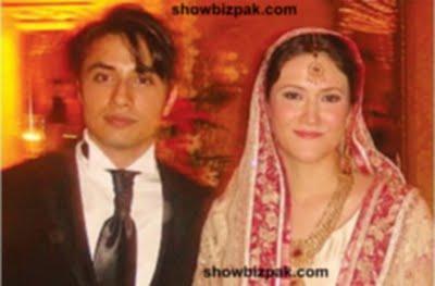 Faysal Qureshi Wedding Photo Ali Zafar