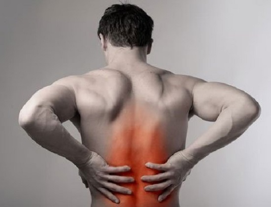 Kết quả hình ảnh cho đau thắt lưng xuống chân