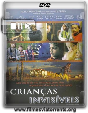 Crianças Invisíveis Torrent - DVDRip Dublado (2005)