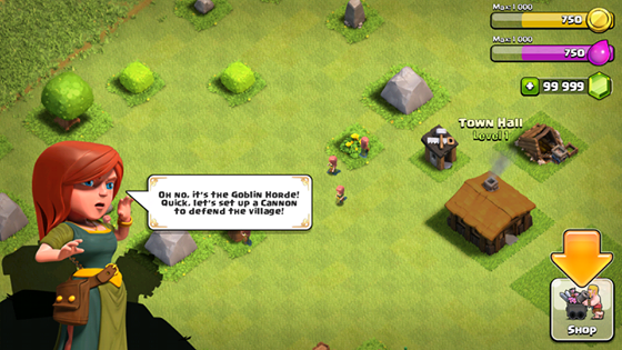 Hack gem Clash Royale, Clash of Clans và tất cả các game di