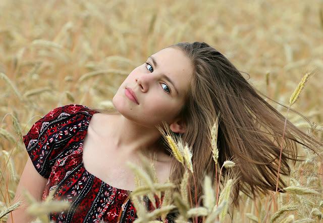 نصائح لنمو الشعر بسرعة