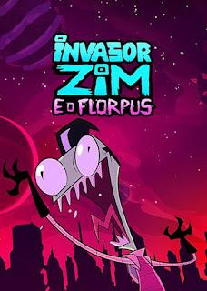 Invasor Zim: A Origem de Florpus - HDRip Dual Áudio
