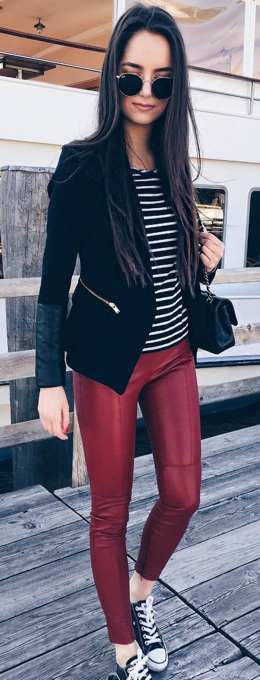 30+ Stylish Fall Outfit Ideas To Copy Right Now